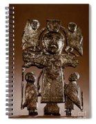 Athlone Crucifixion Spiral Notebook