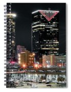 Atlanta Wide Angle Spiral Notebook