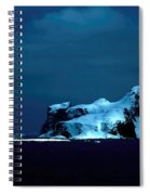 Atlantic After Dark Spiral Notebook