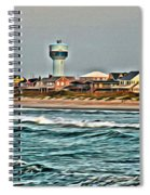 Atlantic Beach Spiral Notebook