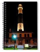 Atlantic City Lighthouse Spiral Notebook
