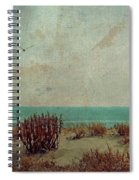 Atlantic City Seagull Spiral Notebook