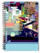 Atomic Bomb Of Purity 1b Spiral Notebook