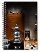 Atomic Kitchen Spiral Notebook
