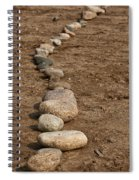 Atres 5 Spiral Notebook
