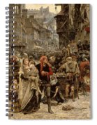Atterdag Holding Visby To Ransom 1361 Spiral Notebook