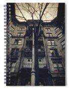 Au Revoir Spiral Notebook