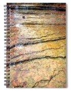 Au Train Falls IIi Spiral Notebook