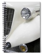 Auburn 851/852 Speedster Spiral Notebook