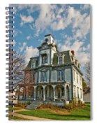Auburn Home 0075 Spiral Notebook