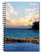 Auckland 3 Spiral Notebook