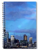 Auckland Spiral Notebook