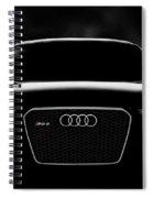 Audi Rs5 Spiral Notebook