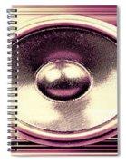 Audio Banner Spiral Notebook