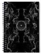 Audio Mono Spiral Notebook