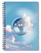Audio Sky 1 Spiral Notebook