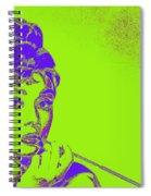 Audrey Hepburn 20130330v2p38 Spiral Notebook