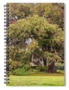 Audubon Park Spiral Notebook