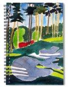 Augusta 10th Georgia Spiral Notebook