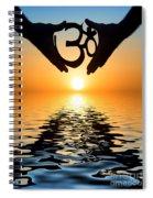 AUM Spiral Notebook