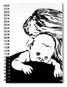 Aunt Jo And Cheychey Spiral Notebook