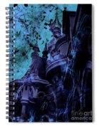 Aurora's Nightmare II Spiral Notebook