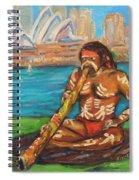 Aussie Dream I Spiral Notebook