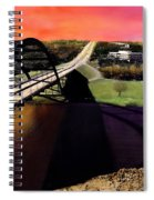 Austin 360 Bridge Spiral Notebook