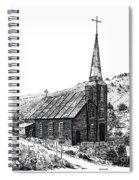 Austin Church Spiral Notebook