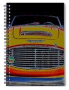 Austin Healey 100 Spiral Notebook