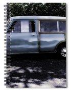 Austin Healy Cool Spiral Notebook