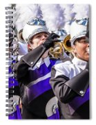 Austin Texas - Marching Band Celebrate Spiral Notebook