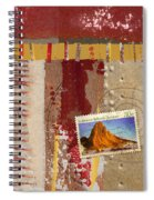 Australia Antarctic Territory Spiral Notebook