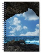 Australia Rock Spiral Notebook