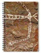 Indigenous Aboriginal Art Art 1 Spiral Notebook