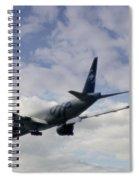 Australian Sky Team Spiral Notebook