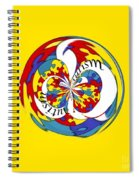 Autism Orb Spiral Notebook