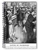 Automat 1903 Spiral Notebook