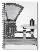 Automatic Computing Scale Spiral Notebook