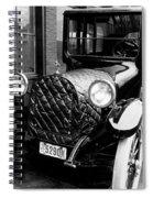 Automobile, 1916 Spiral Notebook