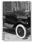 Automobile, 1921 Spiral Notebook