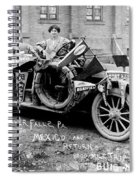 Automobile Buick, C1915 Spiral Notebook
