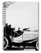 Automobile Racing, 1905 Spiral Notebook