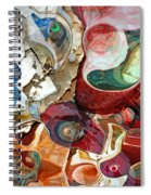 Automobile Repairs Spiral Notebook
