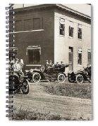 Automobiles, 1906 Spiral Notebook