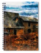 Autumn 1936 Spiral Notebook