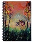 Autumn 5631 Spiral Notebook