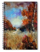 Autumn 5641 Spiral Notebook
