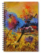 Autumn 884101 Spiral Notebook