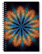 Autumn Afternoon 06 Spiral Notebook
